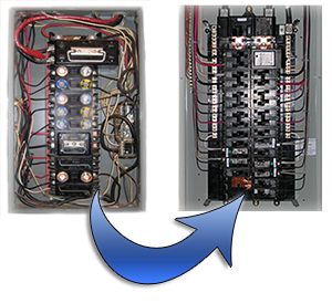 Electric Panel Upgrade Service in Chandler AZ